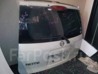 Дверь багажника. Nissan Note, E11, E11E