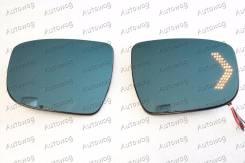 Зеркало заднего вида боковое. Nissan Qashqai, J11