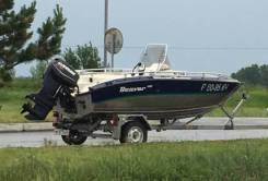 Silver Beaver. 2013 год год, длина 4,50м., двигатель подвесной, 60,00л.с., бензин