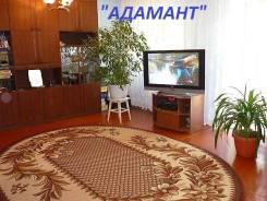 4-комнатная, улица Фадеева 8а. Фадеева, проверенное агентство, 87 кв.м. Интерьер
