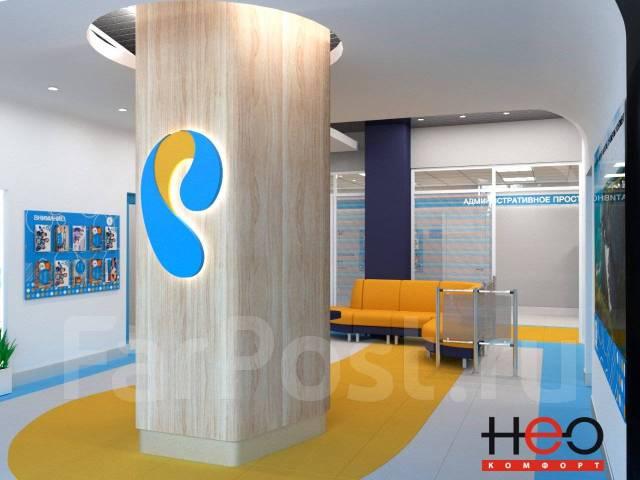 Дизайн интерьера для офиса, ремонт под ключ