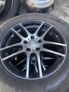 Комплект шины+литьё 17 5-114,30. Stranger. 225/65R17 зима 12 год. 7.0x17 5x114.30 ET53 ЦО 73,0мм.