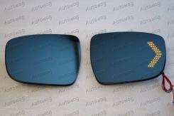 Зеркало заднего вида боковое. Nissan X-Trail, T32