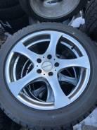 Комплект шины+литьё 18 5-120. BMW Honda Acura. 235/50R18 зима. 8.0x18 5x120.00 ET45 ЦО 74,0мм.