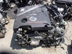 Двигатель Nissan VQ23DE в сборе! Без пробега по РФ! Документы!