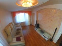 3-комнатная, улица Вокзальная 76. Привокзальный, агентство, 58 кв.м.