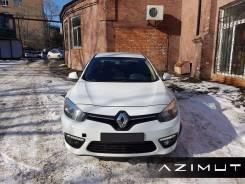 Renault Fluence. Без водителя