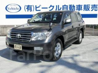 Toyota Land Cruiser. автомат, 4wd, 4.7, бензин, 90 000 тыс. км, б/п, нет птс. Под заказ