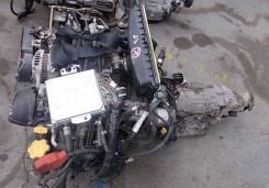 Двигатель Subaru EJ202 в сборе! Без пробега по РФ! ГТД, ДКП!