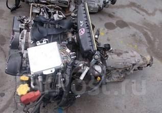 Двигатель в сборе. Subaru Legacy, BH5, BE5 Двигатель EJ202. Под заказ