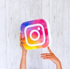 Ведение бизнес-профиля в инстаграм. SMM. Instagram