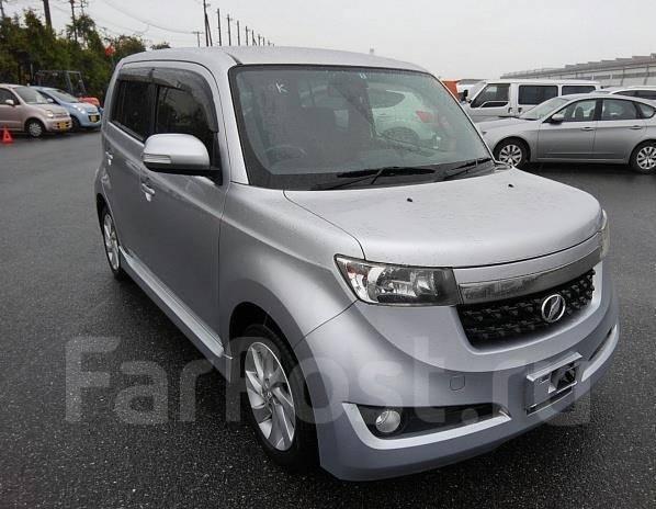 Toyota bB. автомат, передний, 1.5 (110 л.с.), бензин, 78 тыс. км, б/п. Под заказ