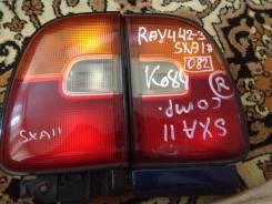 Стоп-сигнал. Toyota RAV4, SXA11, SXA11G, SXA11W Двигатель 3SFE