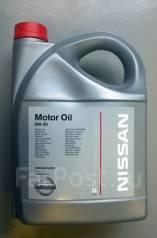 Nissan. Вязкость 5W-30
