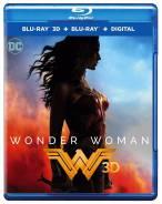 Чудо-женщина (Real 3D Blu-Ray)