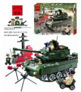 Конструктор 823 Танк 466д