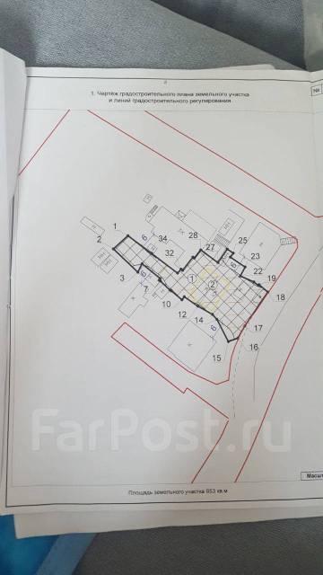 Хозяин Продает бизнес-участок! Звони!. 653 кв.м., собственность, электричество, вода, от агентства недвижимости (посредник). Схема участка