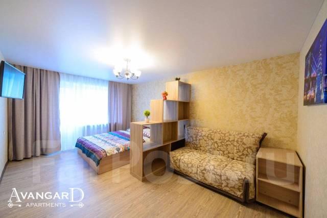 2-комнатная, улица Прапорщика Комарова 29. Центр, 54кв.м. Комната