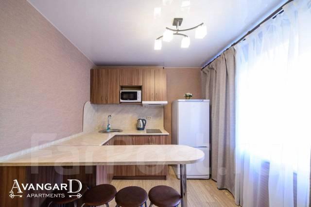 2-комнатная, улица Прапорщика Комарова 29. Центр, 54 кв.м. Кухня