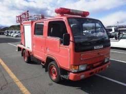 Nissan Atlas. Бортовой грузовик 4WD , 2 700 куб. см., 2 000 кг. Под заказ