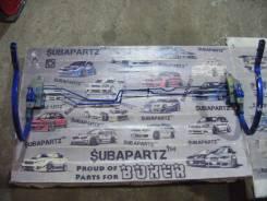 Крепление крышки багажника. Subaru Legacy B4, BL5 Subaru Legacy, BL9, BL5, BLE Двигатели: EJ20X, EJ204, EJ30D, EJ203, EJ20C, EJ255, EJ253, EJ20Y