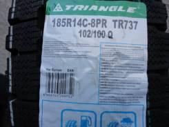 Triangle Group TR737. Зимние, без шипов, 2017 год, без износа, 4 шт