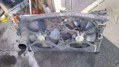 Радиатор охлаждения двигателя. Mitsubishi Galant Fortis, CX4A, CY6A, CY3A, CY4A, CX3A, CX6A, CZ4A Mitsubishi Lancer, CY3A Двигатели: 4B10, 4B11