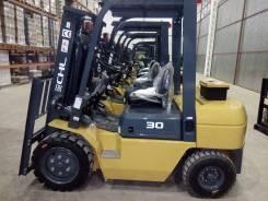 Heli CPQD30. Бензиновый погрузчик CHL (HELI) CPQD30, 3 тонны, двиг. Nissan, 3 000 кг.