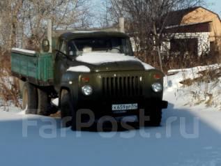 ГАЗ 52-04. ГАЗ 5204, 3 480 куб. см., 3 000 кг.