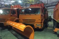 Завод ДМ. Комбинированная дорожная машина, 10 800 куб. см.