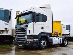 Scania R420. Cедельный тягач, 12 000 куб. см., 30 000 кг.