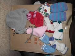 Носочки и игрушки малышу