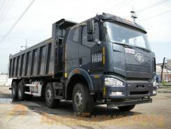 FAW J6 CA3310P66K24T4E4. Самосвал FAW CA3310, 25 тонн, 8х4, новый, 2017 г., 11 050 куб. см., 24 999 кг.