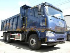 FAW J6 CA3250P66K2T1E4. Самосвал FAW CA 3250, 20 тонн, 6х4, новый 2018 года, 8 600куб. см., 20 000кг., 6x4
