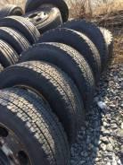 Bridgestone W900. Всесезонные, 2012 год, износ: 10%, 6 шт