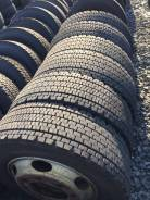 Bridgestone W900. Всесезонные, 2015 год, износ: 10%, 6 шт
