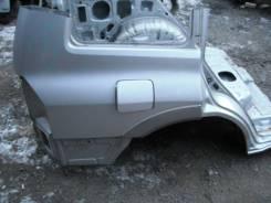 Задняя часть автомобиля. Mitsubishi Pajero, V78W, V73W, V75W, V77W