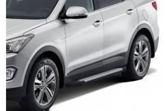 Подножка. Subaru Forester Subaru XV Toyota: Hilux Surf, RAV4, Hilux Pick Up, Highlander, Hilux Haval H2 Haval H6 Lifan X60 Lifan X50 Chery Tiggo 5 Che...