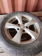Продам колеса на зимней резине. x15 5x114.30