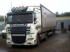 DAF XF 105. Продается грузовик в сцепке Даф105/410, 3 000 куб. см., 20 000 кг.