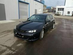 Subaru Impreza. механика, 4wd, 2.0 (150 л.с.), бензин, 124 500 тыс. км