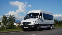 Mercedes-Benz. Микроавтобус 20 мест, 2 500 куб. см., 20 мест