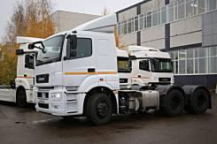 Камаз 65806-002-68. (Т5)тягач седельный, 12 000 куб. см., 23 000 кг.