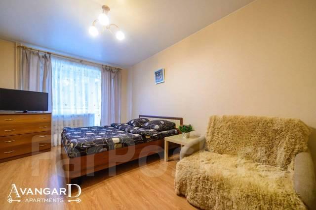 1-комнатная, улица Аллилуева 12а. Третья рабочая, 33 кв.м. Комната