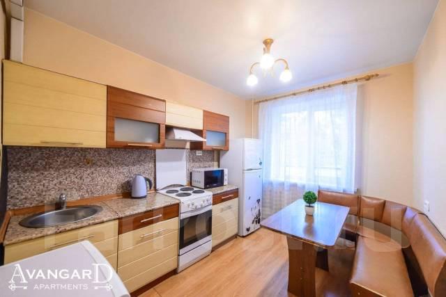 1-комнатная, улица Аллилуева 12а. Третья рабочая, 33 кв.м. Кухня