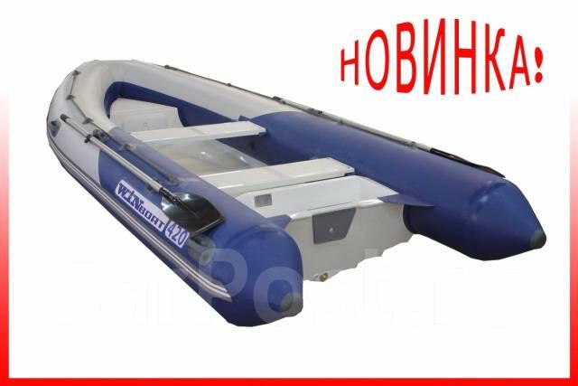 Winboat 420GT. Год: 2017 год, длина 420,00м., 30,00л.с. Под заказ
