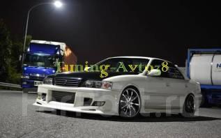 Бампер. Toyota Chaser, GX100, JZX100, LX100, SX100