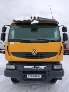 Renault Kerax. Самосвал , 8х4, 2014, 11 000 куб. см., 26 000 кг.
