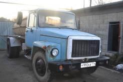 ГАЗ 3307. Продам ГАЗ-3307 ассенизатор, 1 000 куб. см., 4,00куб. м.