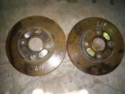 Диск тормозной, передний, Lifan Solano 630, LF479Q2